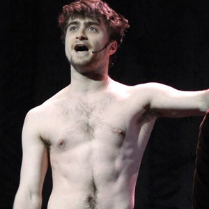 daniel radcliffe nude with erection