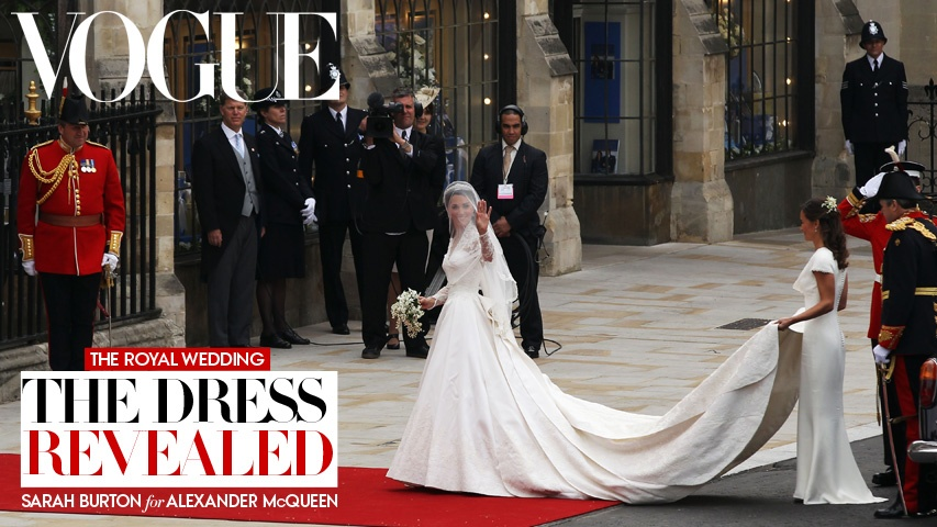 Kate Middleton   Wedding Dress by Sarah Burton.jpg