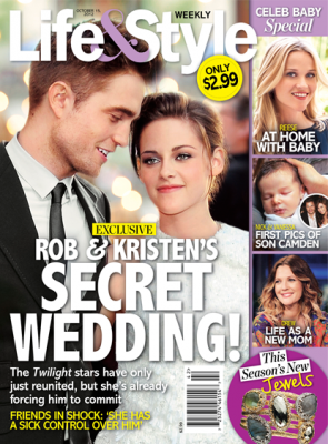 Robert Pattinson and Kristen Stewart planning a secret wedding.png