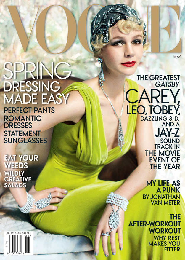 Carey Mulligan graces the cover of Vogue May 2013 issue.jpg