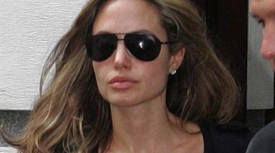 Is Angelina Jolie Anorexic?