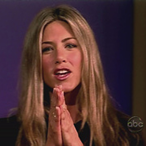 Jennifer Aniston is the latest star to join Oprah Winfrey on the season