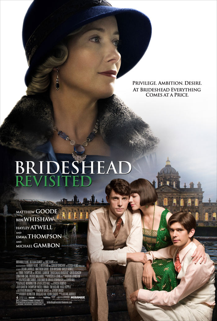 brideshead revisited  video