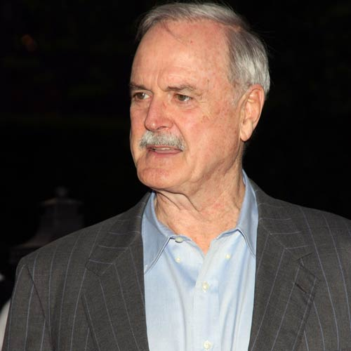 John Cleese and Teri Hatcher talk dreams, Planes and amoral journalism – video