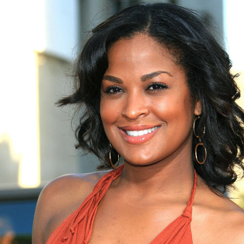Laila Ali and her husband, NFL star Curtis Conway, are expecting a boy, ...