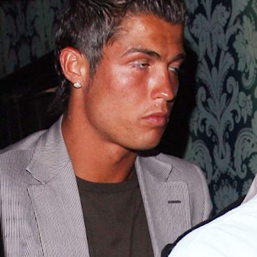 cristiano ronaldo girlfriend 2011. Cristiano Ronaldo#39;s new