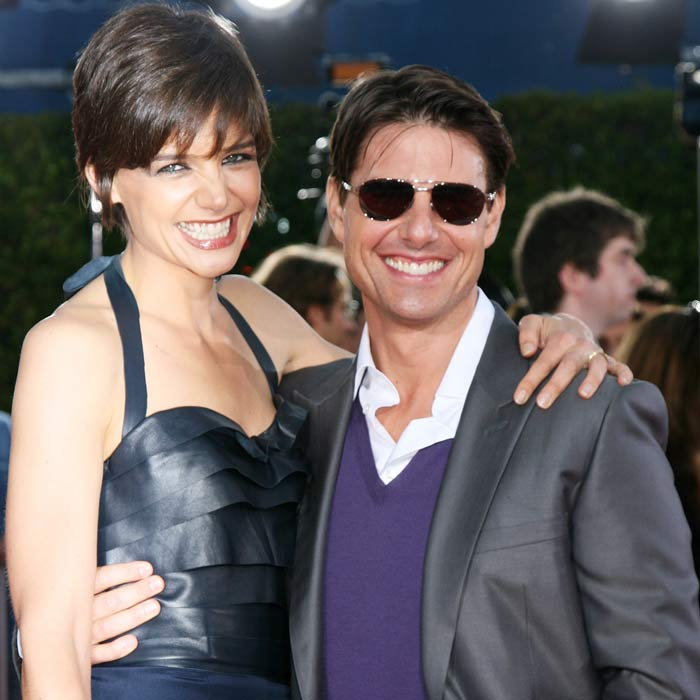 katie holmes and tom cruise height difference. Tom Cruise and Katie Holmes
